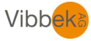 Vibbek AG - logo